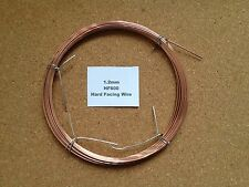 1.2 mm x 10 m Rechargement Fil TIG 55-60 HRC HF600 C 0.45, si 3.0, CR 9.0