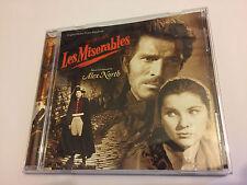 LES MISERABLES (Alex North) OOP Varese Club Ltd Score Soundtrack OST CD NM