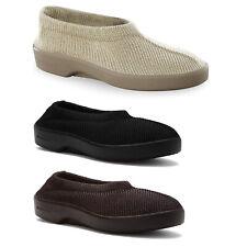 Arcopedico New Sec Nylon Casual Slip-On Elasticated Pumps Womens Shoes