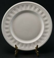 """Flawless White Wedgwood Colosseum Bone China Replacement 10 3/4"""" Dinner Plate"""