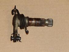 HONDA CX 500 E PC 06 1986 BREMSWELLE FUSSBREMSHEBEL AUFNAHME BRAKE SHAFT