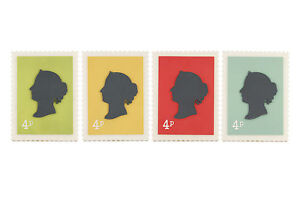 RETRO LARGE STAMP WALL ART HOME PICTURE GIFT POP ART