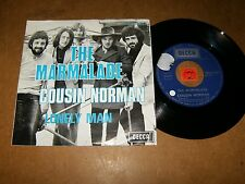 THE MARMALADE - COUSIN NORMAN - LONELY MAN  - 45 PS  / LISTEN - POP ROCK