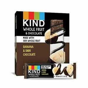 Pressed by KIND Fruit Bars Chocolate Banana Gluten Free (12 Count)
