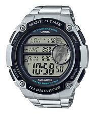 AE-3000WD-1A Casio Men's Watches Sport Steel Band New