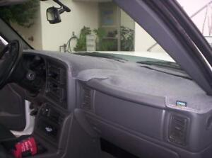 Dodge Ram 1500 2009 With 1 Glove Box Carpet Dash Board Mat Cover - Charcoal