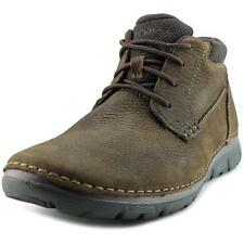Stivali alla caviglia, Chelsea da uomo Rockport marrone