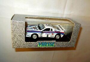 1:43 VITESSE Modellauto 1982 LANCIA RALLYE 037 Martini Racing weiß 1:43 BOX/OVP