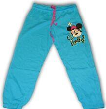 New MINNIE MOUSE 3/4 PJ pants ~ Lades S ~ Cropped Pyjama Pants Pajama Disney