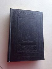 ANTIQUE 1877 BOOK EVANGELICAL LUTHERAN BIBLE IN GERMAN SHERMAN & CO PHIL