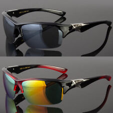 Xloop Fashion Sunglasses Men Sport Running Fishing Golfing Driving Glasses