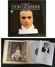 DON GIOVANNI MOZART Version film LOSEY Loorin Maazel Opera Paris coffret 3 LP
