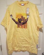 RARE NWT FUBU  Muhammad Ali Size: L Shirt  Platinum Logo Limited Edition
