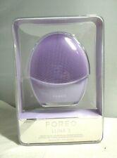 FOREO LUNA 3 smart facial firming massage brush - Purple (Sealed)