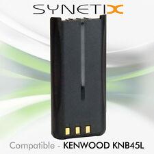 KENWOOD KNB-45L LI-ION BATTERY PACK PROTALK TK3201 TK3301 TK3202 TK3302 SYNETIX