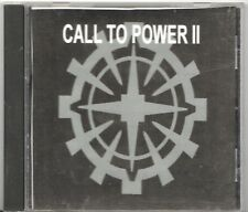 Video Game Computer PC CD Rom CALL TO POWER II 2 Disc in Case