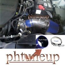 FIT: MAZDA 6 2.5 2.5L DOHC L4  2009-2012 BLUE AIR INTAKE KIT INDUCTION SYSTEMS