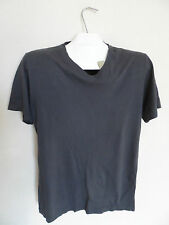 Sonoma Mens V-Neck T- Shirt Ebony Size:S