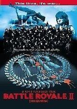 Battle Royale 2 - Requiem (DVD, 2005)