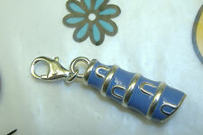 Brighton light purple leaning tower of pisa italy lobster claw clasp charm NEW