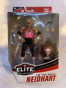 Mattel WWE Elite Series 74 Collector's Edition Jim The Anvil Neidhart Walmart