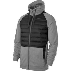 Nike Men's Therma Full-Zip Training Hoodie Jacket (MD LG XL XXL) NWT MSRP $120