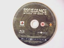 50647 Resistance Fall Of Man - Sony PS3 Playstation 3 (2007) BCES 00001/UK