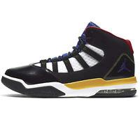 Nike Air Jordan Max Aura Basketball Shoes Black Multi-Color CQ9451-001 Men's NEW