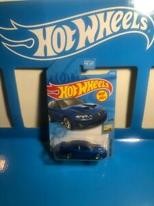 2006 PONTIAC GTO HOT WHEELS,BLUE(NEW COLOR),NEW FOR 2021,J CASE,HW FACTORY FRESH