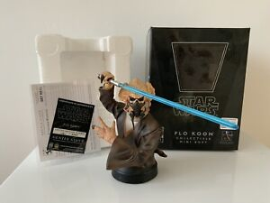 Star Wars Gentle Giant Plo Kloon Collectible Mini Bust
