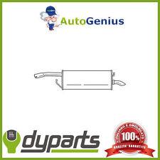 Marmitta Silenziatore posteriore FORD FIESTA V 1.4 TDCi 01>08 26647