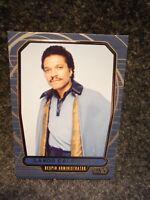 Star Wars Galactic Files Topps 2012 Trading Card # 129 Lando Calrissian