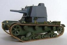 WW2 Russian T-26 Self-Propelled Gun SPG Putilov Turret 1/35 Conversion Resin