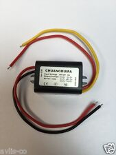 CHUANGRUIFA DC-DC Step Down Converter Fully Sealed DC12V 3A 5V 15W 5.0V
