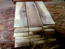 PACKAGES OF THIN PREMIUM KILN DRIED, SANDED HICKORY LUMBER