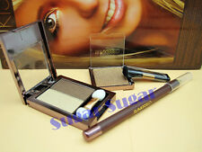 Sunkissed Makeup Set - Bronzing Powder, Eye Shadow, Eye Liner Pencil