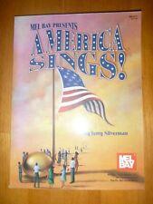 Mel Bay Publications: America Sings by Jerry Silverman