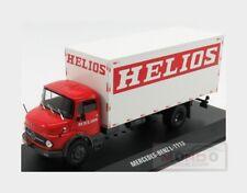 Mercedes Benz 1113 Truck Helios 1969 Red White IXO 1:43 TRU026 Model