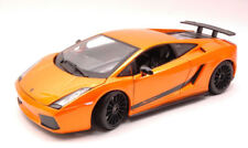 Lamborghini Gallardo Superleggera Orange 1:18 Model 31149OR MAISTO
