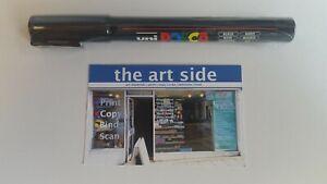 NEW Posca Paint Marker PC-3M 1.5mm Pen Fabric Metal Glass Fine Nib