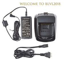blvl2018 KSC-32 Rapid Quick Charger For Kenwood TK2180 TK2260 TK3180 NX410 RADIO