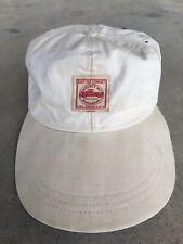 d1ec922aead5e Vintage RRL Polo Ralph Lauren LONG BILL Cap 50s Truck Hat Sport 1992 USA  MADE