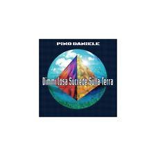 """LP 12"""" 33 GIRI PINO DANIELE DIMMI COSA SUCCEDE SULLA TERRA 180 GR 5054197953811"""
