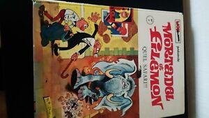 IBANEZ . MORTADEL ET FILEMON N°3 . QUEL SAFARI !!! . EO . 1970 . MON JOURNAL