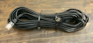 Original Bose-RJ45 to 8Pin DIN Audio Cable Lifestyle AV18/28/38/48 PS18/28/38/48