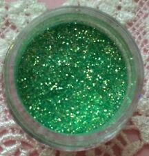 Disco SEA GREEN  powder dust fondant glitter decorating flowers cupcakes
