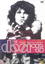 The Door's Tribute to Jim Morrison- No One Here Gets Out Alive (DVD,All,New)