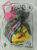 McDonalds Happy Meal Toy The Lego Movie The Second Part #2 Wyldstyle Lego McPlay