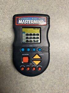 Mastermind Electronic Handheld Game