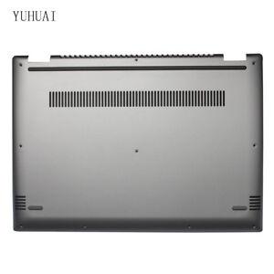 FOR Lenovo  flex5-14 YOGA 520-14 520-14IKB  Bottom Lower Case Base Cover Silver